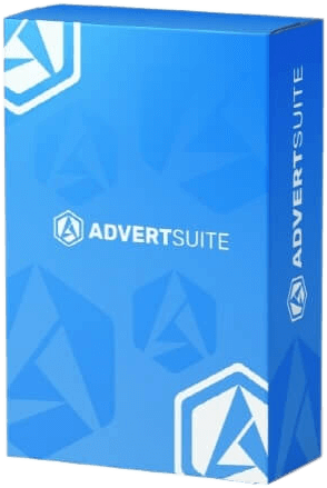 Advertsuite Software Box